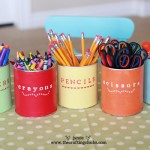{NEW Martha Stewart Decorative Paints by Plaid Crafts}  Back to School Crafting Fun!