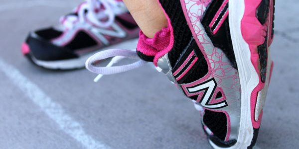 {Starting the Year off on the right FOOT-New Balance Giveaway}