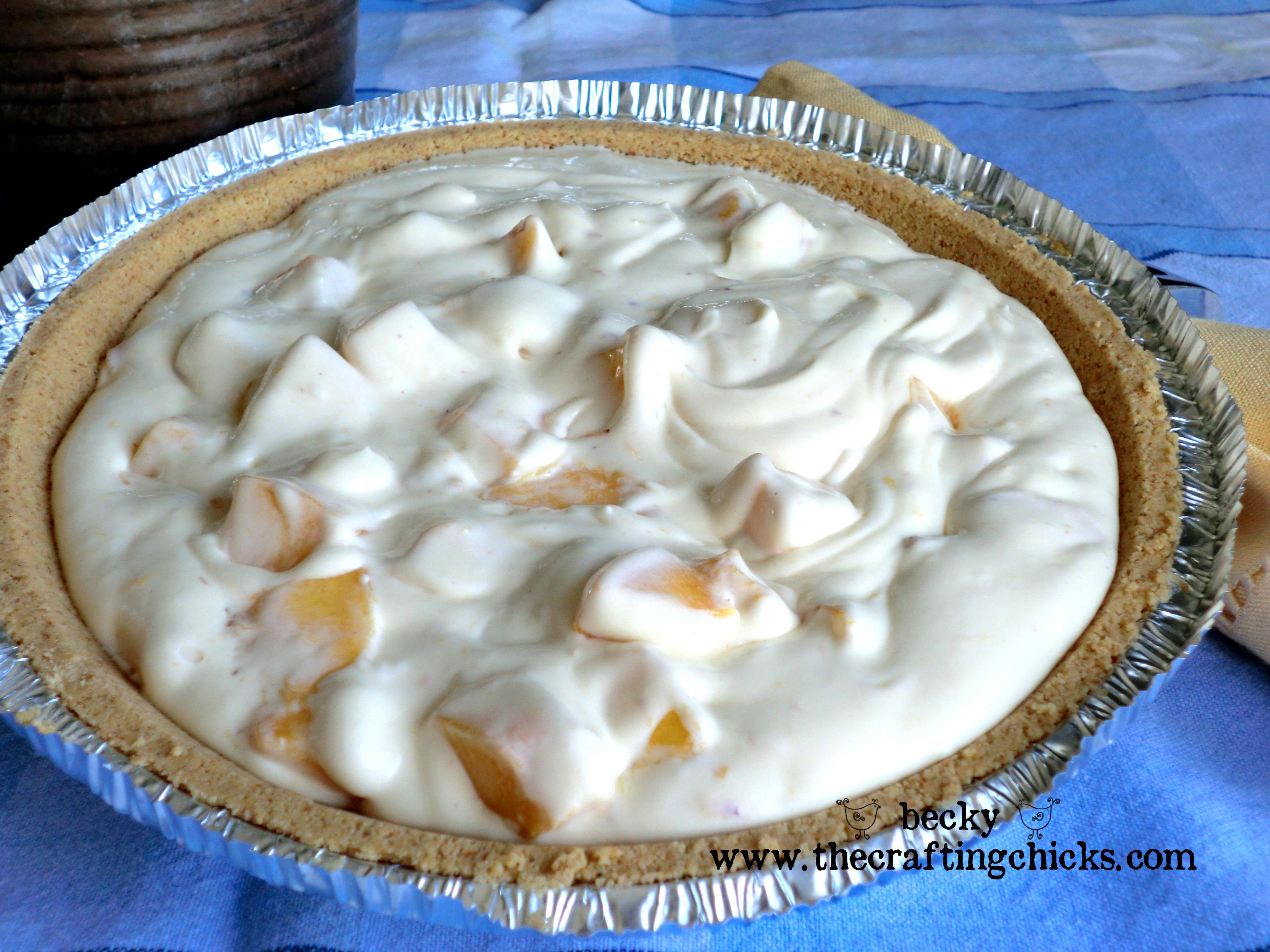 Peachy Keen Dessert