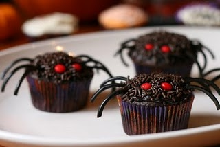 Cutest Halloween Cupcakes Ever