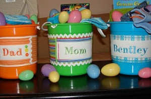 easterbucket