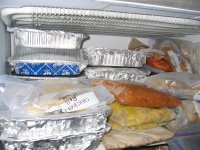 Planning and Make-ahead Freezer Meals