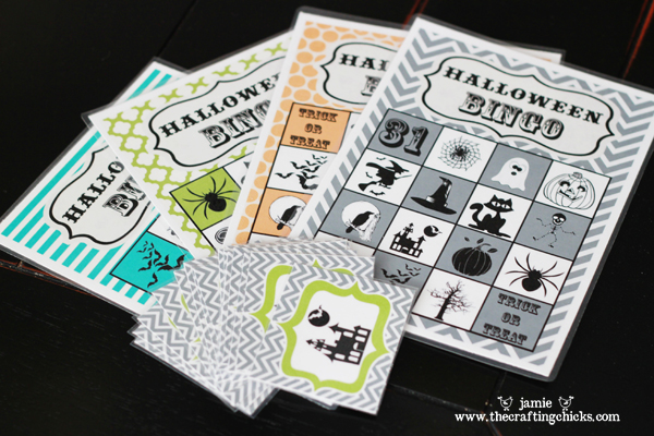 photograph regarding 25 Printable Halloween Bingo Cards named Halloween Bingo Free of charge Down load