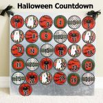 DIY Halloween Countdown