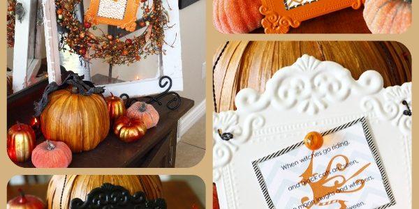 **FREE Halloween Tag Printables**
