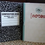 Notebook Makeover
