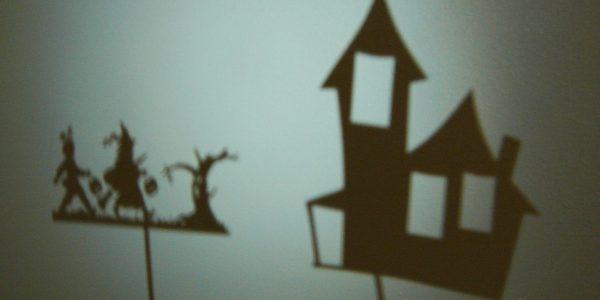 Halloween Shadow Puppets