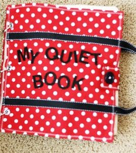DIY Quiet Book