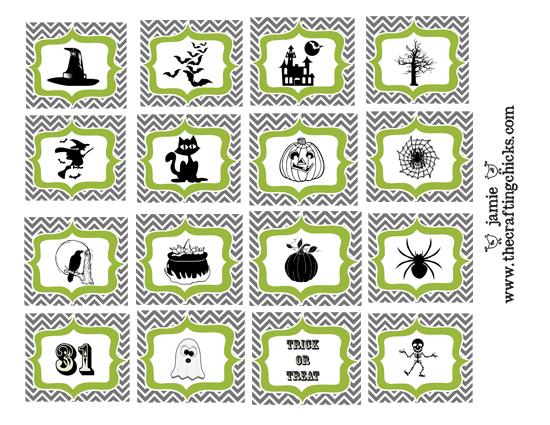 halloween bingo free printable