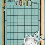 DIY Potty Training Charts