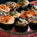 {Spider Cupcakes}