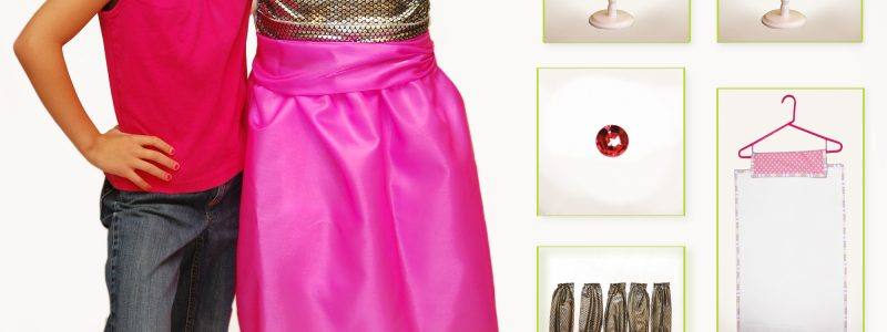 Shailie:: Revolutionary Dress Up Toy for Girls