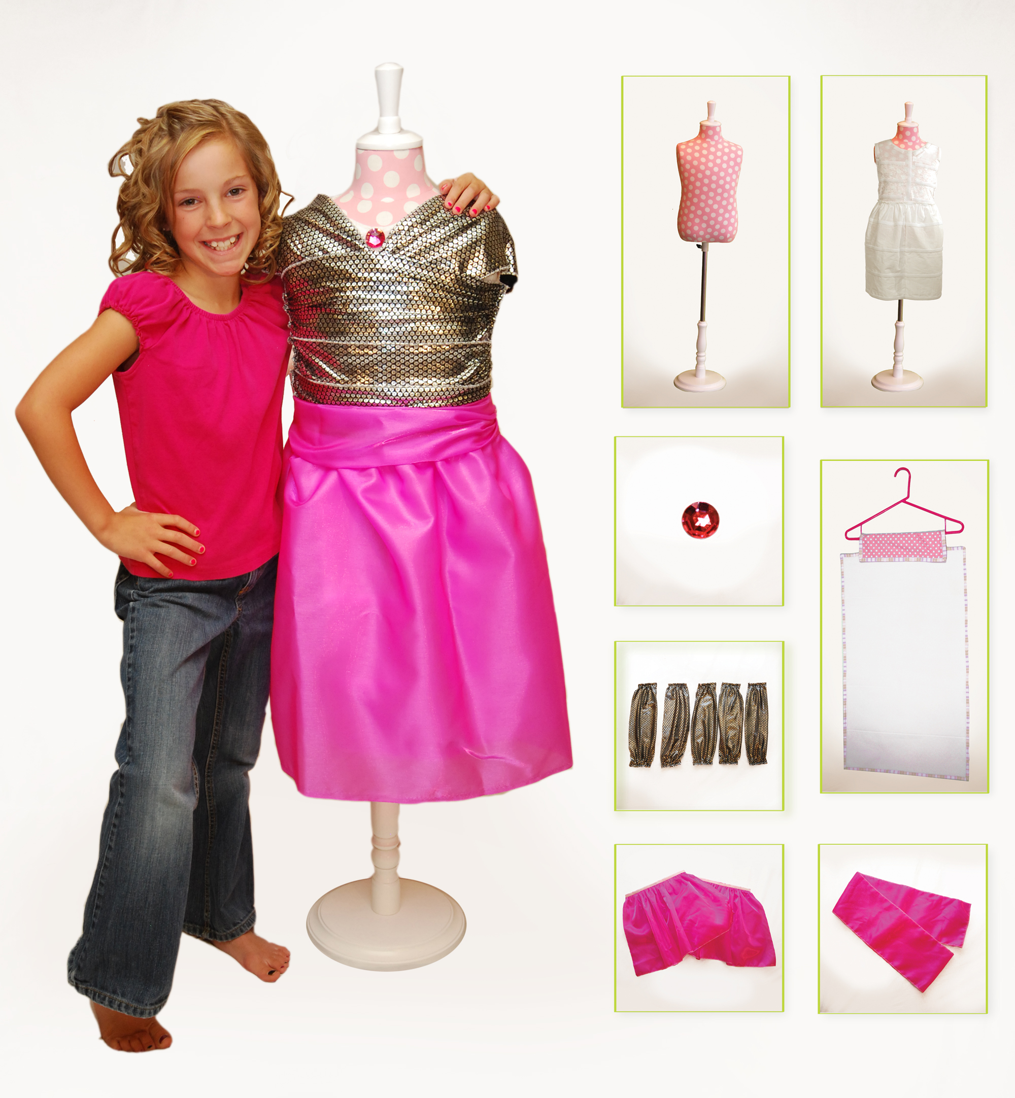 Shailie Revolutionary Dress Up Toy For Girls The