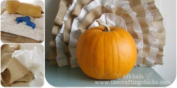 Ruffled Turkey