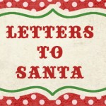 {Letter to Santa Free Printable Download}