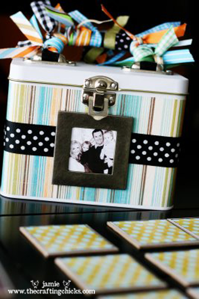 DIY Photo Memory Game | Kids Activity | Gift Idea