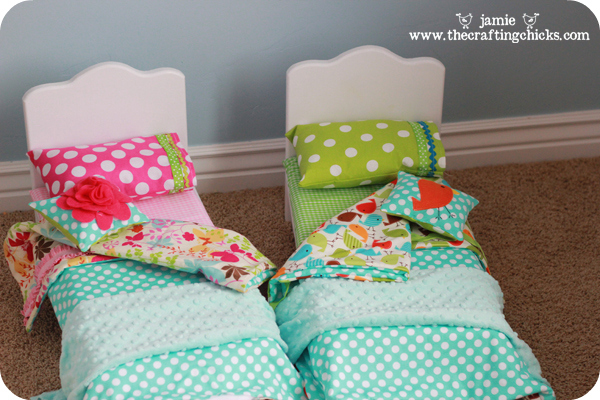 Doll Bed Mattress Pattern