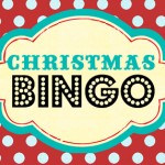 {Christmas Bingo *Free Printable Download}