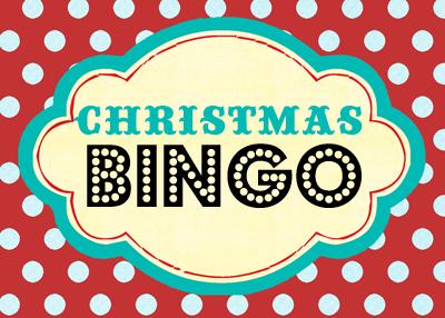 Image result for christmas bingo