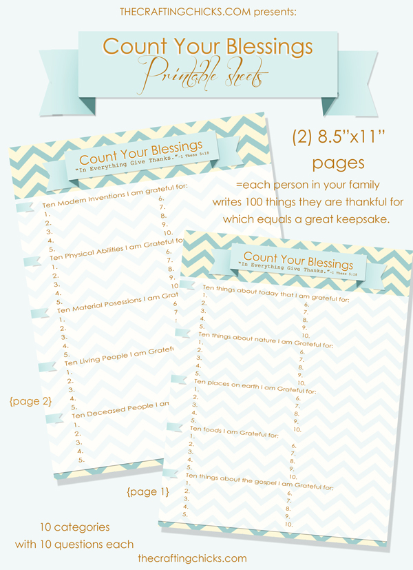 What is a Gratitude Challenge? Mixed with ***FREE PRINTABLES***! - The ...