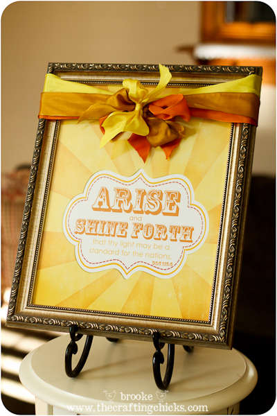 arise young women 2012 theme lds