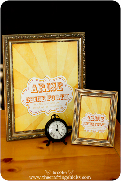 arise 2012 young women theme lds
