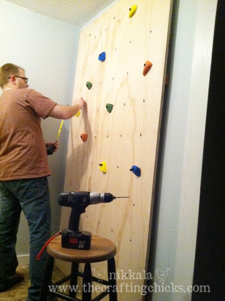 save - Home Climbing Wall Designs