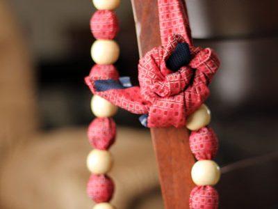 Necktie Redo: {Necktie Necklace}