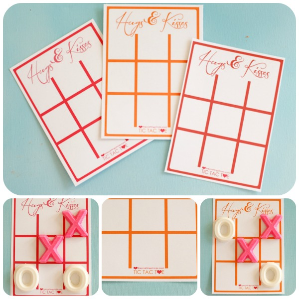 graphic about Free Printable Tic Tac Toe Board named Very simple VALENTINE Bash Options, CHOCOLATE SUCKERS in opposition to MOLDS