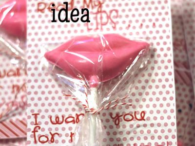 Read My Lips Valentine