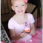 {A Ballerina Party-for your little dancer}