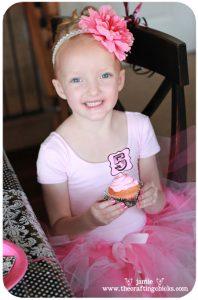sm ballerina party 1