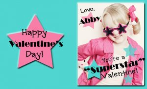 sm superstar valentine copy