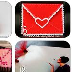 Valentine Idea Round-up #1: DIY Gifts