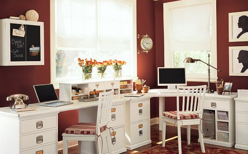 Office Makeover: The Filing Cabinets