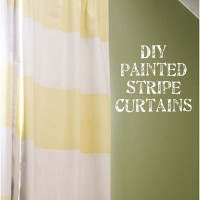 DIY-painted-stripe-blackout-curtains-title