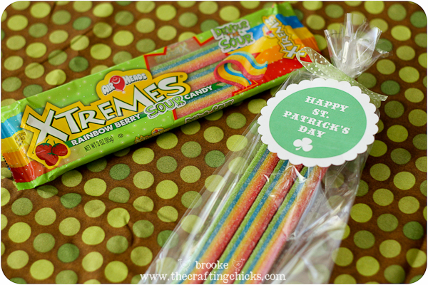 Simple St. Patrick's Day Ideas - Free Printable