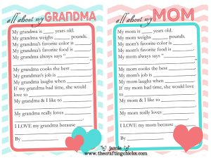 mothers day questionaire sm 1