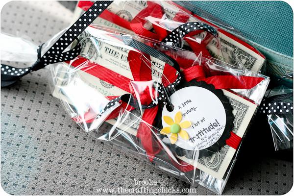 easy teacher money gift idea