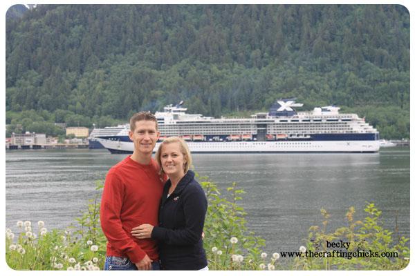 Alaskan Celebrity Cruise
