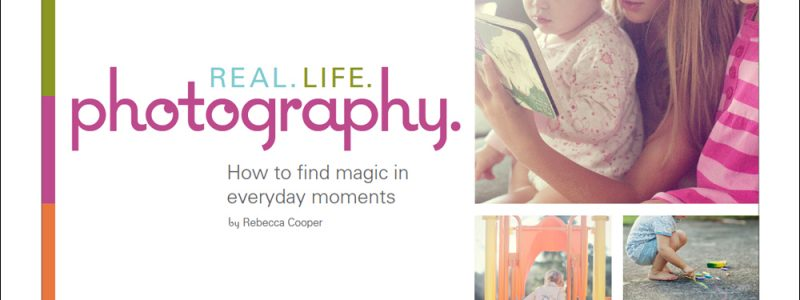 Real. Life. Photography. Book Launch (GIVEAWAY)