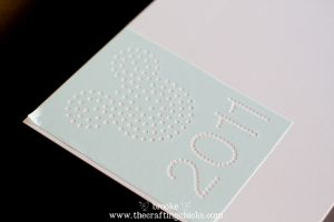 silhouette cameo rhinestone photo album-9480