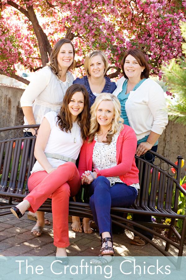 New Pics of The Chicks {thanks to Kristen Duke Photography!}