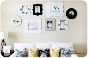 bracket frame wall 1