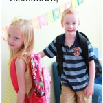 {Kindergarten Countdown-Back to School}