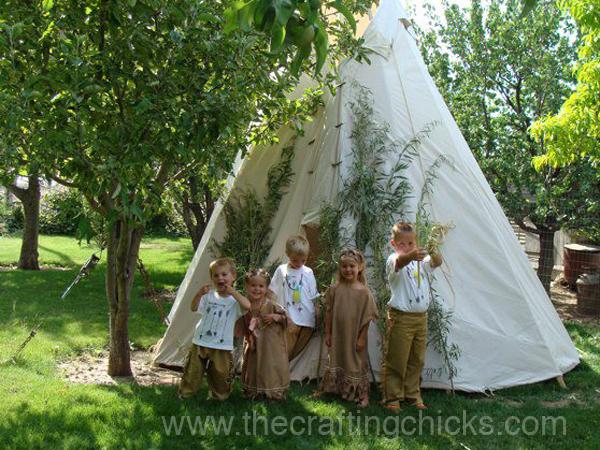 Grandma's Camp: The Indian in the Cupboard