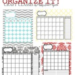 {Poppy Seed's New Calendars & a Giveaway!}
