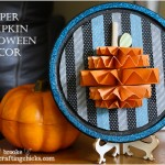 Halloween Crafting with EKSuccess Tools!