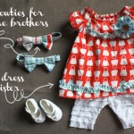 Baby Party Dress with Riley Blake Designs