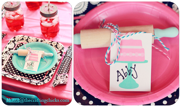 DIY Paris Bakeshop Birthday Party